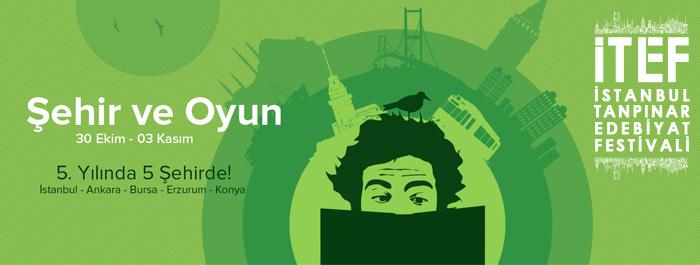 İTEF 2013 - Şehir ve Oyun
