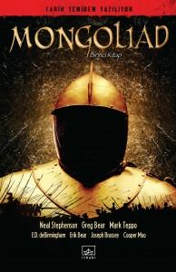 Mongoliad kitabının kapağı