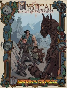 mystical kingdom of monsters