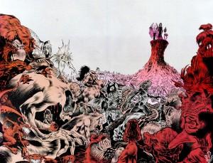 Sandman in Hell