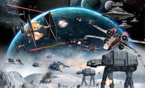 Star Wars Savaş Araçları