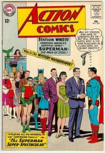 ACTION COMICS No:309