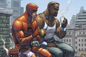 Daredevil ve Luke Cage