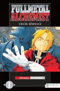 Fullmetal Alchemist - Çelik Simyacı 1