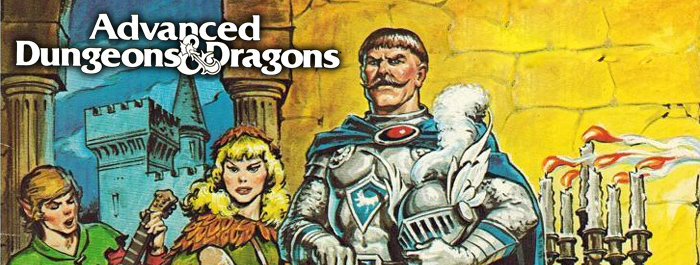 Dungeons and Dragons Coloring Book