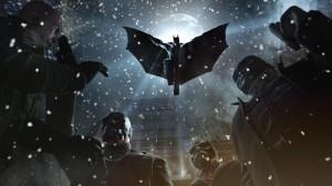 Batman Arkham Origins Uçuş