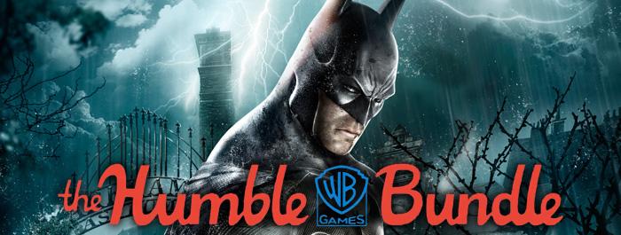 Batman - The Humble WB Bundle