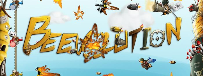 Beevolution oyun banner