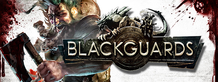 Blackguards oyun banner