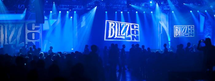 BlizzCon banner