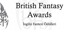 British Fantasy Awards banner
