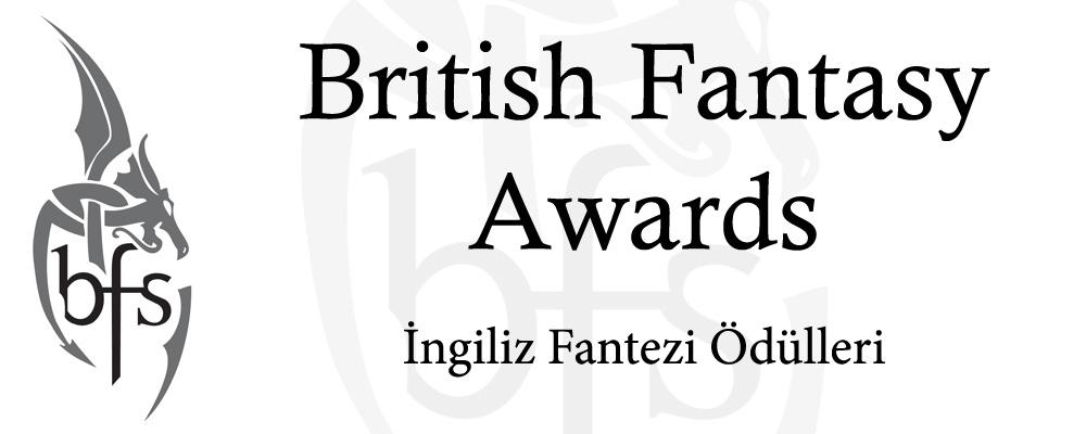 British Fantasy Awards banner