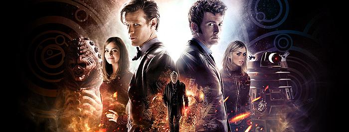 Doctor Who - 50 özel bölüm banner-2