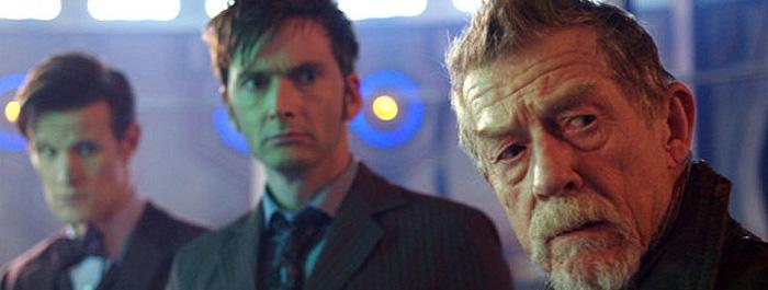 Doctor Who - 50 özel bölüm banner