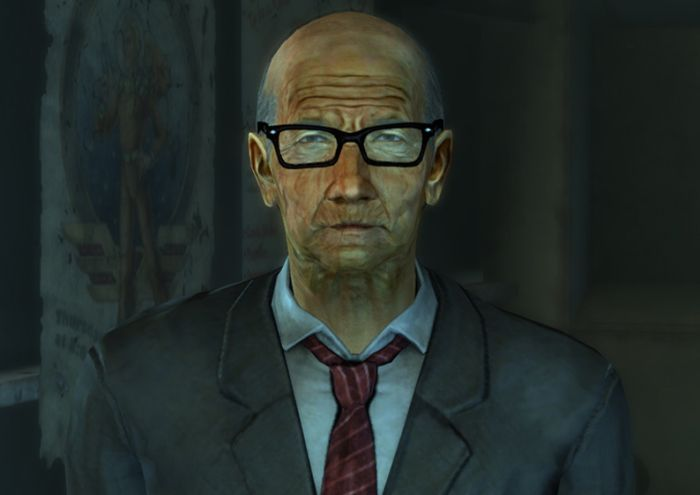 Dr. Zimmer Fallout 3