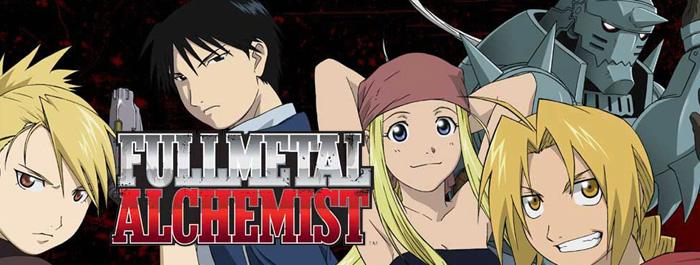 Fullmetal Alchemist banner