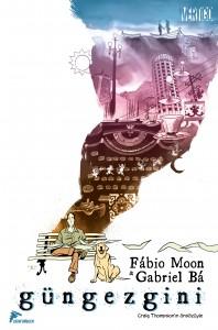 Güngezgini çizgi romanının kapağı