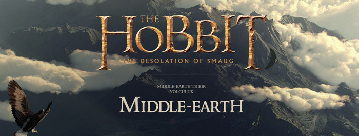The Hobbit - Middle-Earth'te Bir Yolculuk
