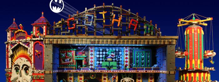 Joker's Funhouse banner