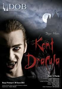 Kont Dracula Bale