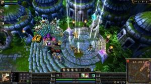 League of Legends oyun görüntüsü