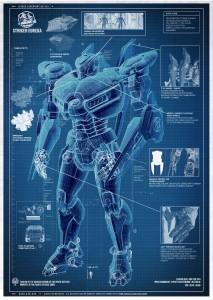 Mecha Blueprint