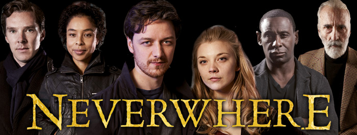 Neverwhere Radyo Oyunu banner