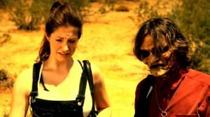Dizinin ana karakterlerinden Scar ve Ben