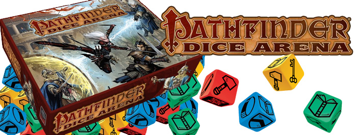 Pathfinder Dice Arena banner