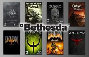 Playstore - Bethesda kampanyasındaki oyunlar