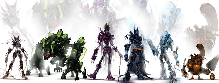 Robot Süper Kahramanlar