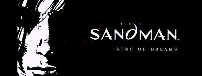 Sandman çizgi roman banner
