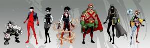 Sandman Endless Superhero