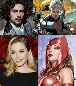 Scarlet Witch ve Quicksilver