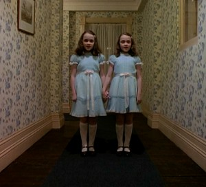 The Shining filmindeki ikizler