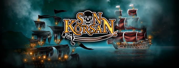 Son Korsan - oyun banner