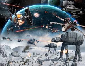 Star Wars savaş