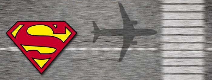 Superman ve Türk Havayolları
