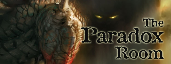 The Paradox Room banner