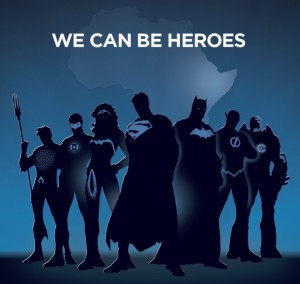 We Can Be Heroes Organization