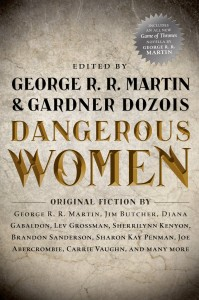 Dangerous Women kitap