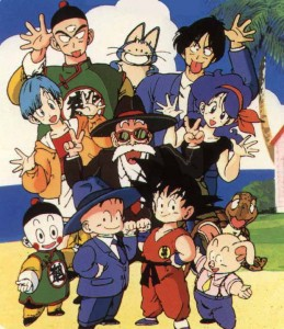 Dragonball cast