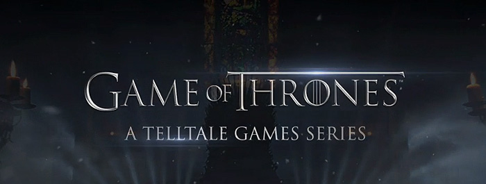 Game of Thrones - Telltale Games banner