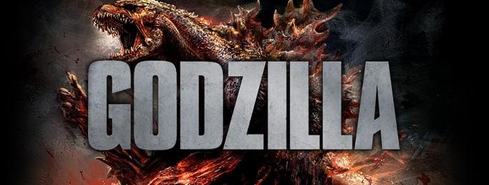 Godzilla Film banner