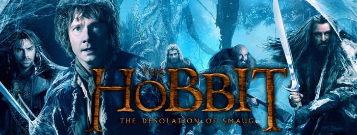 Hobbit -  Smaug'un Çorak Toprakları banner
