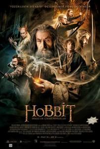 Hobbit - Smaug'un Çorak Toprakları afiş