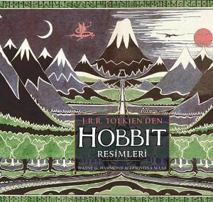 J.R.R. Tolkien'den Hobbit Resimleri