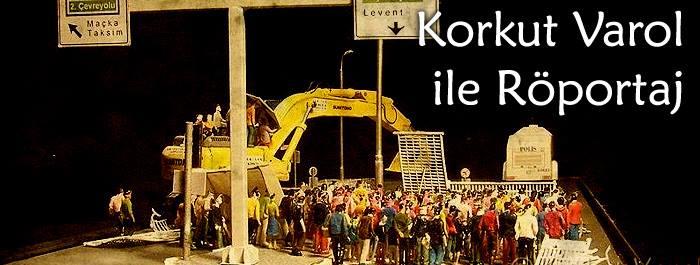Korkut Varol Röportaj Banner