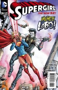 Supergirl kapak