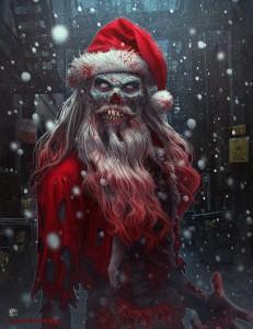 Zombie Santa - Kerem Beyit